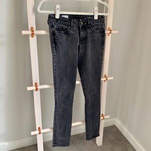 Gap 1969 Distressed Always Skinny Jean